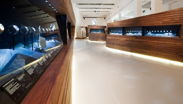 Audemars Piguet Royal Oak 40 Years Exhibition - Interior