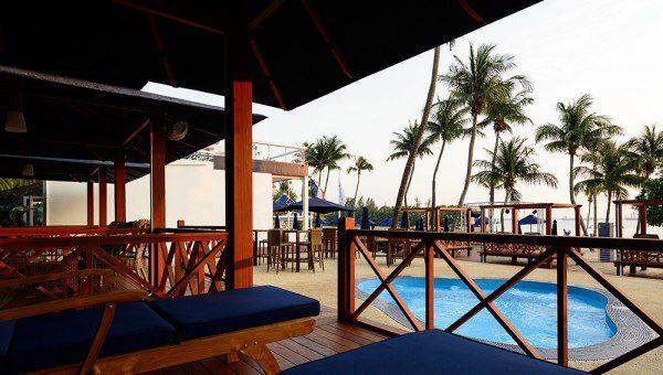 Mambo - VIP Cabana