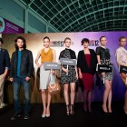 Models at VIP Fashion Night at The Shoppes 4