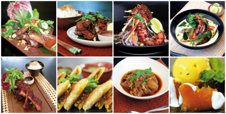 Gastrogig - Asian cuisine by Chef Will Meyrick
