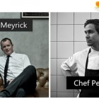 Gastrogig - Celebrity Chefs, Chef Will Meyrick and Chef Peeter Pihel