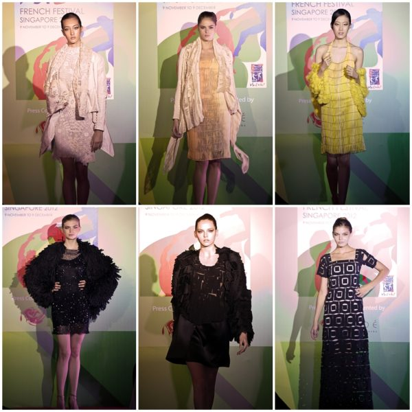 Voilah French Festival 2012 - French Couture Week - Designs by Parisian Grand Couturier, Maurizio Galante