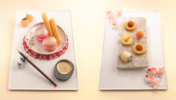 Canele - CNY Love Letters, Pineapple Tarts & Cashew Nut Cookies