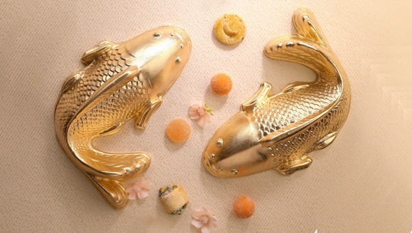 Canele - Golden Carp