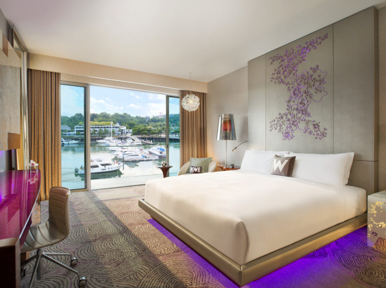 Flaunt your vibrant style this valentine 39 s day at w for W hotel in room dining menu singapore