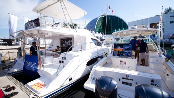 Boat Asia 2013 - Charter Yatch