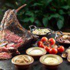Ritz Carlton Greenhouse - Grade Five Wagyu Beef Tomahawk