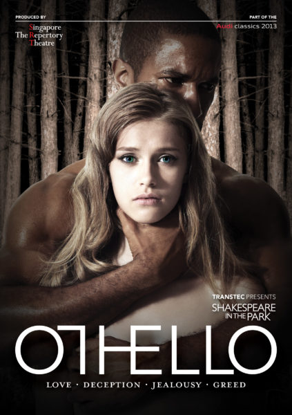an analysis of the character of lago in the tragic play othello Iago throughout the play becomes analysis of female characters in othello in this paper she succumbs in tragic obedience the character emilia's.