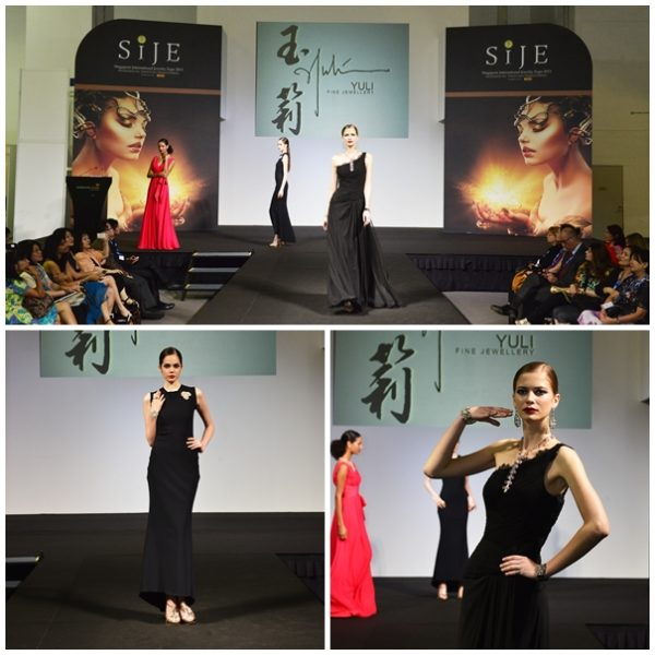 SIJE2013 - Jewelry Show - Yuli Collection