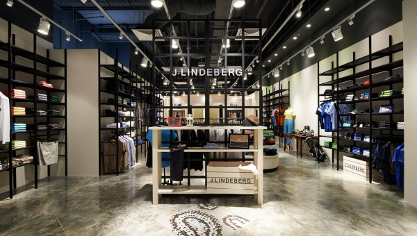 J.Lindeberg Suntec City Store Launch 1