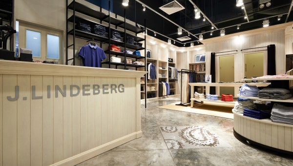 J.Lindeberg Suntec City Store Launch 2