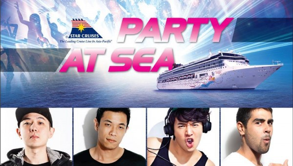 Star Cruise Superstar Virgo - Party at Sea