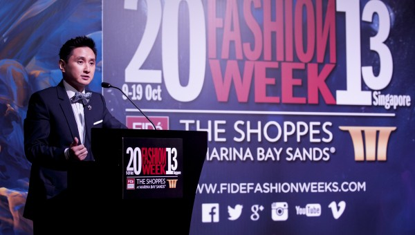 Fashion Week 2013 - Dr Frank Cintamani