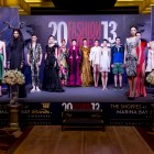 The Shoppes at Marina Bay Sands presents Fashion Week 2013 , organised by FIDé Fashion Weeks