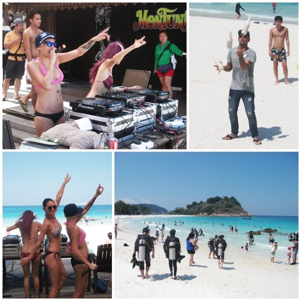 Star Cruise Superstar Virgo - Party at Sea - Redang Island