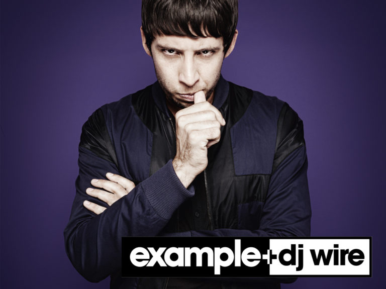 ZoukOut 2013 - Example+DJWire