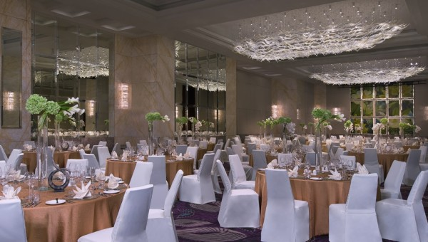 The Westin Singapore - Grand Ballroom - Corporate Dinner