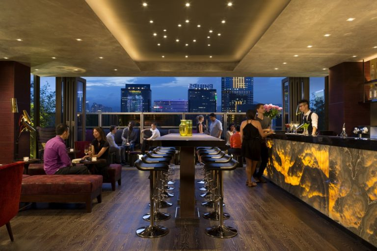 Hotel Indigo - Sky Bar