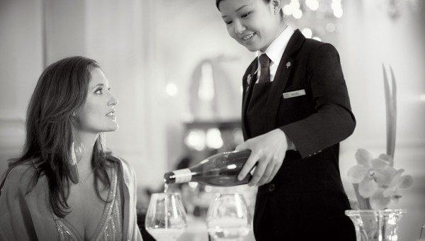 Raffles Hotel Singapore - Sommelier