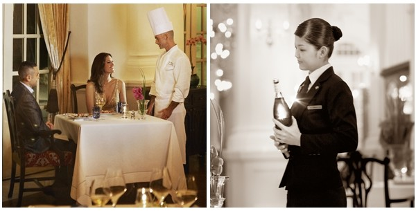 Raffles Hotel Singapore - Rioja Wine Dinner