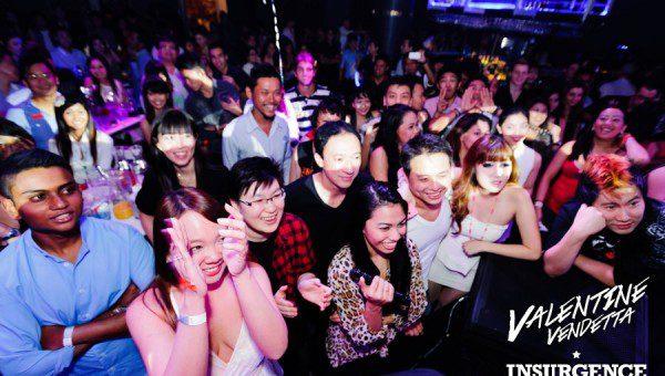Valentine Vendetta 2014 - Party Scene