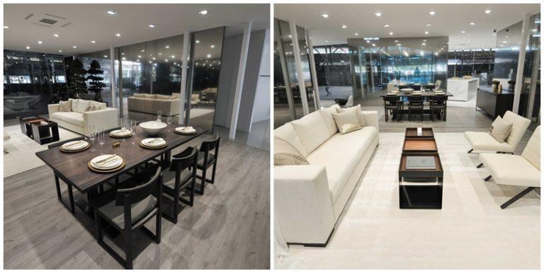 Calvin Klein Singapore - Concept House Interior