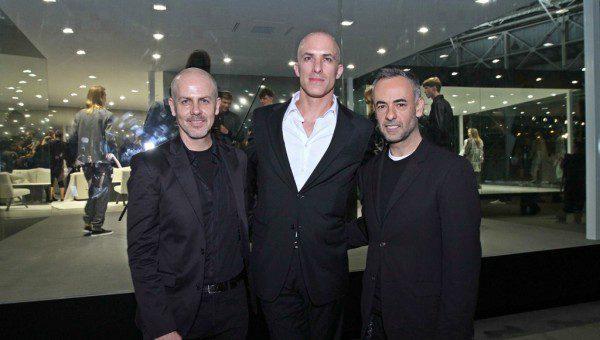 Calvin Klein Singapore - Concept House - Italo Zucchelli, Joshua Prince-Ramus, Francisco Costa