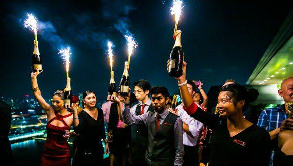 KuDeTa Fourth Anniversary - Champagne Party