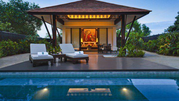 Banyan Tree Lang Co Lagoon Pool Villa