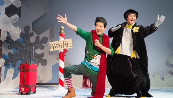 Dwayne Tan and Cheryl Tan in TLC Junior Claus (2014)