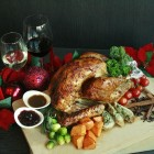 Orchard Hotel Christmas 2014 Delights - Roast Turkey Sioh
