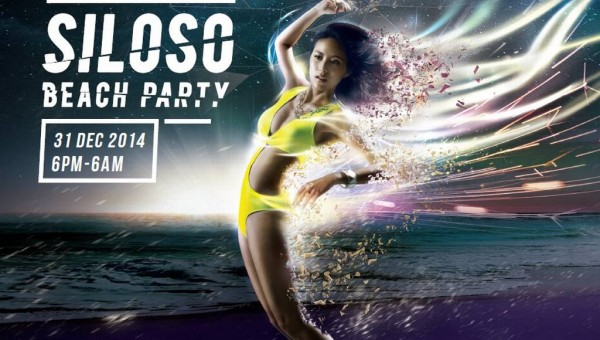 Sentosa Siloso Beach Party