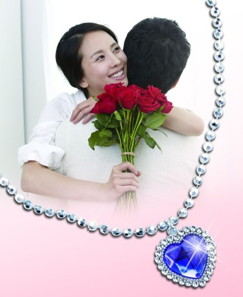 Tanzanite Diamond Necklace from Diamond Industries