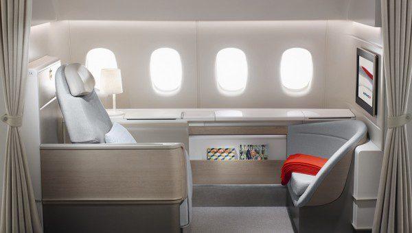 Air France 'La Première' Suite