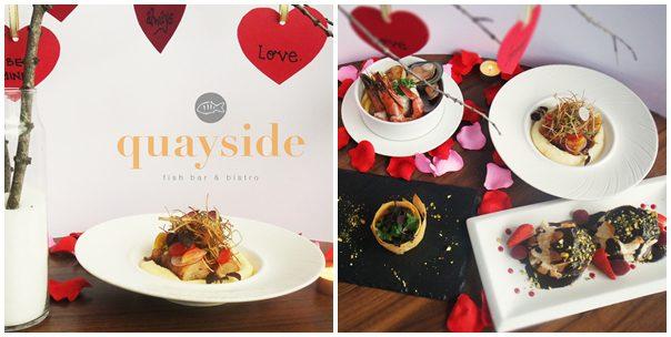Quayside Fish Bar & Bistro - Valentines