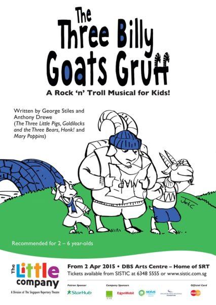 SRT 3 Billy Goats Gruff