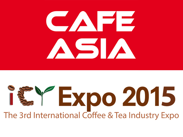 Cafe Asia & ICT Expo 2015