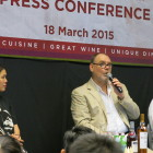 World Gourmet Summit 2015 Press Conference