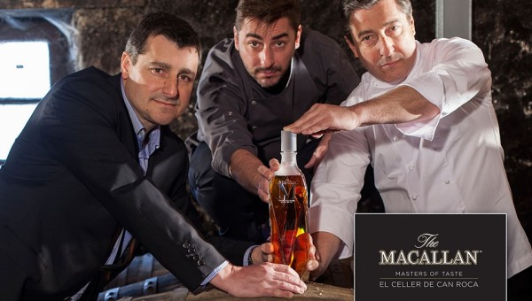 World Gourmet Summit 2015 The Macallan Masters of Taste Dinner