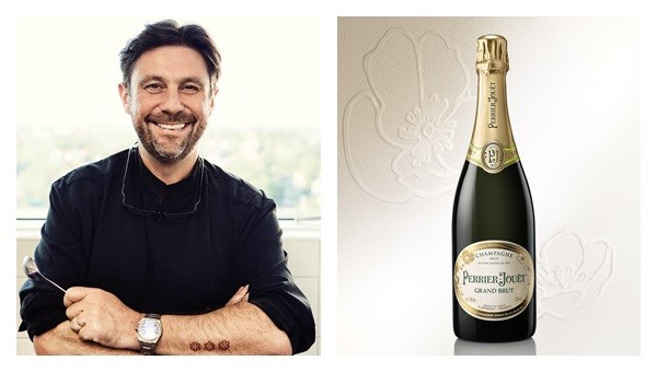 Singapore Yacht Show 2015 Chef Bruno Menard & Perrier-Jouët Grand Brut