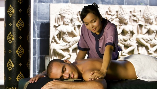 Banyan Tree Spa Body Massage