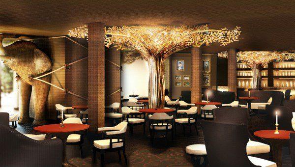 Hotel Vagabond Lobby