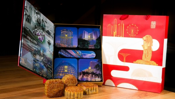 Uniquely SG50 Commemorative Packaging featuring Singapore Icons