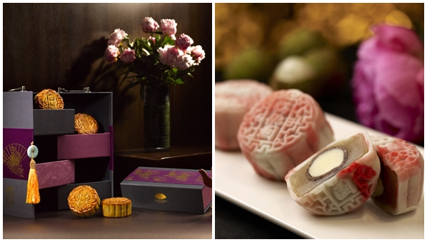 Mandarin Oriental Cherry Garden Mid Autumn Baked and Snowskin Mooncakes 2015