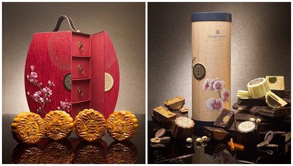 Shangri-La Hotel Singapore Shang Palace Mid Autumn Mooncakes 2015