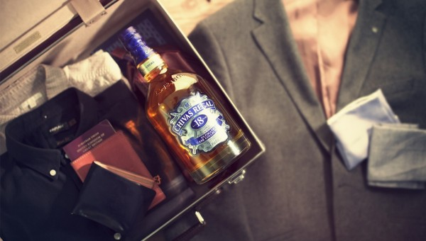 Chivas 18 Ultimate Cask Collection First Fill American Oak Finish