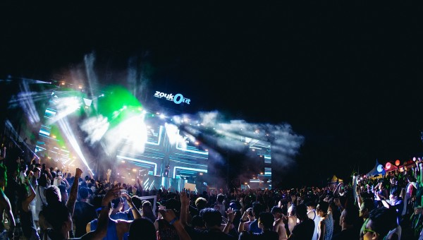 ZoukOut2015 Stage