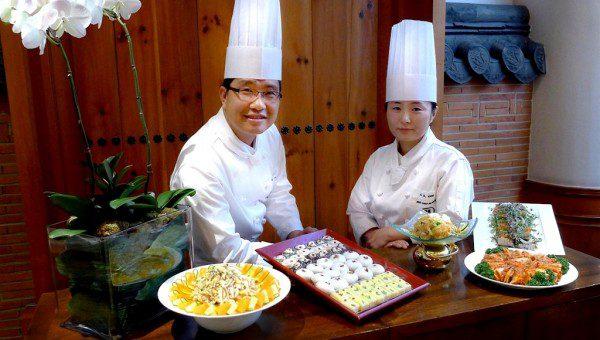 Korean Guest Chefs