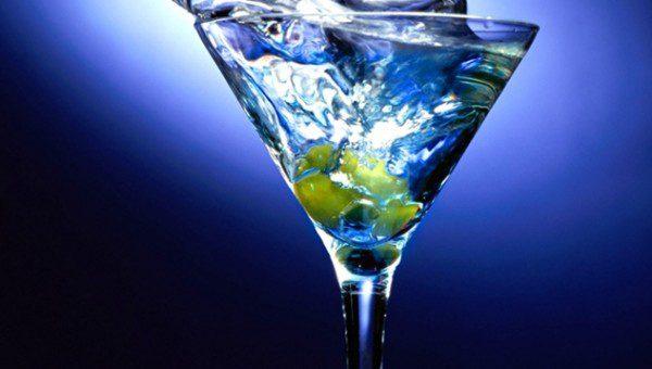 Martinis at Intermezzo Bar