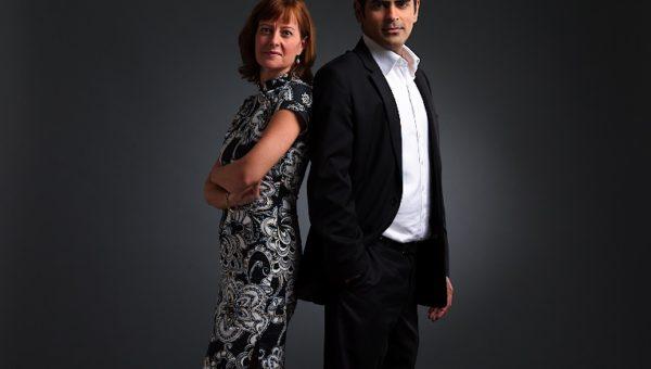 Charlotte Nors & Gaurav